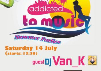 ADDICTED TO MUSIC SUMMER PARTIES – 14/7/2012
