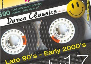 Dance Classics – 17/7/2013