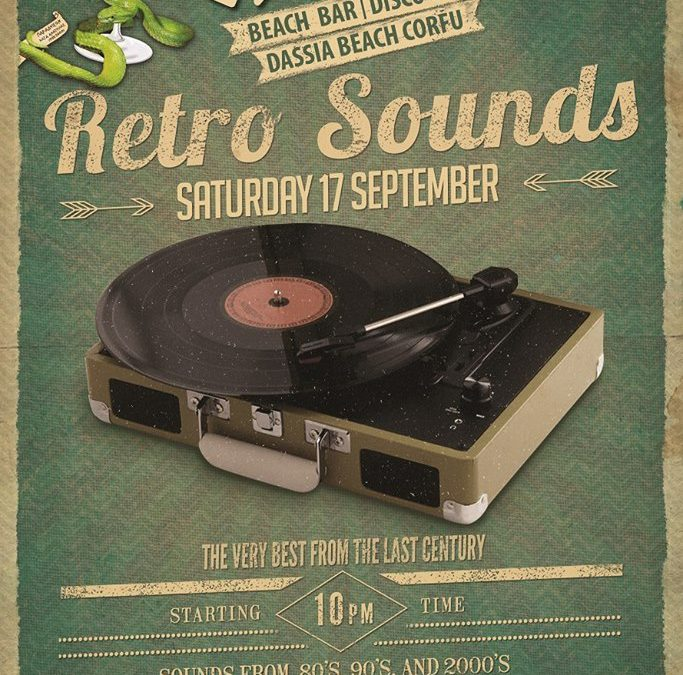 'Retro Sounds' – 17/9/2016