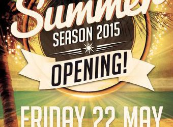Opening Party – 22/5/2015