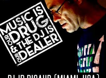 'MUSIC IS OUR DRUG &THE DJ IS OUR DEALER' – 22/8/2015