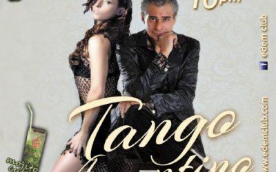 'Tango Argentino' – 25/8/2015