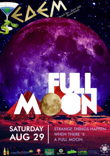 'Full moon' – 29/8/2015
