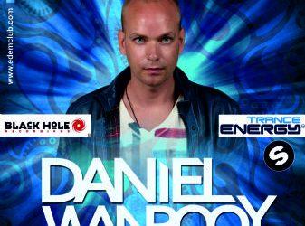 DJ/producer Daniel Wanrooy @ edem club – 31/5/2014