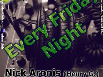 Every Friday Night – 14/6/2014