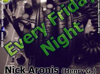 Every Friday Night – 14/6/2014