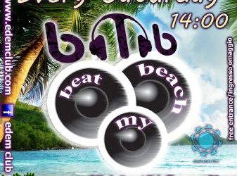 Beach Party @ Edem club – 14/6/2014