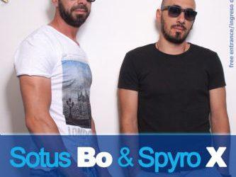 Sotus Bo & Spyro X @ Edem – 26/7/2014