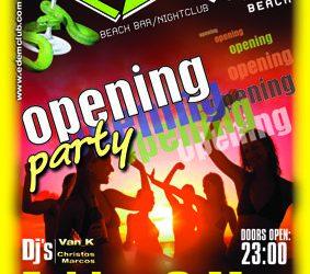 Summer season 2013 Opening – 3/5/2013