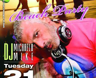 Beach party @ edemclub – 21/5/2013