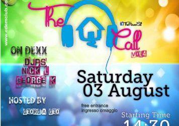 """Beach party @ edemclub """"THE HOUSE CALL"""" – 3/8/2013"""