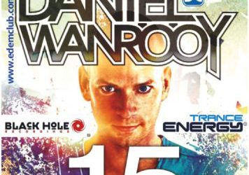 DANIEL WANROOY @ EDEM CLUB (Black Hole Recordings) – 15/8/2013
