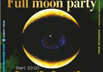 Corfu's Full Moon Party @ Dassia Beach – 21/8/2013