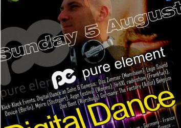 'Digital Dance' – 5/8/2012