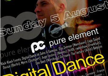 'Digital Dance' – 5/8/2012