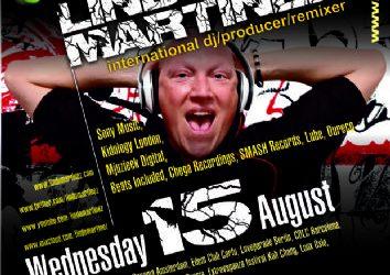 Lindo Martinez @ Edem club – 15/8/2012