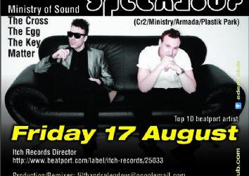 FILTH & SPLENDOUR (U.K.) @ edem club – 17/8/2012