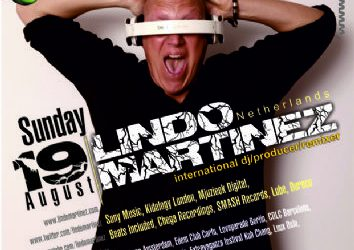 Lindo Martinez @ Edem club – 19/8/2012