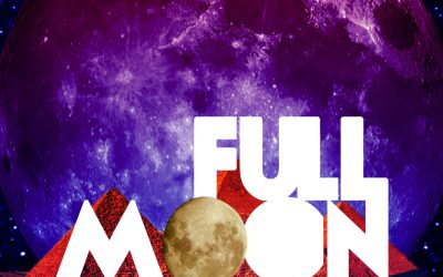 FULL MOON PARTY  09 JUNE 2017