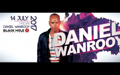 Friday 14 July 2017 – Daniel Wanrooy