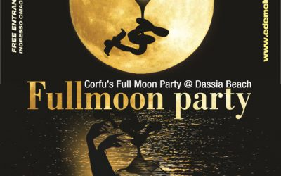 Full Moon Party – Monday 7 August