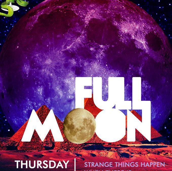 Full Moon Party | Thursday June 28th