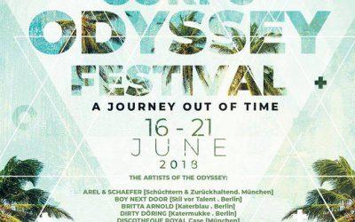 Corfu Odyssey Festival | 16 – 21 June 2018
