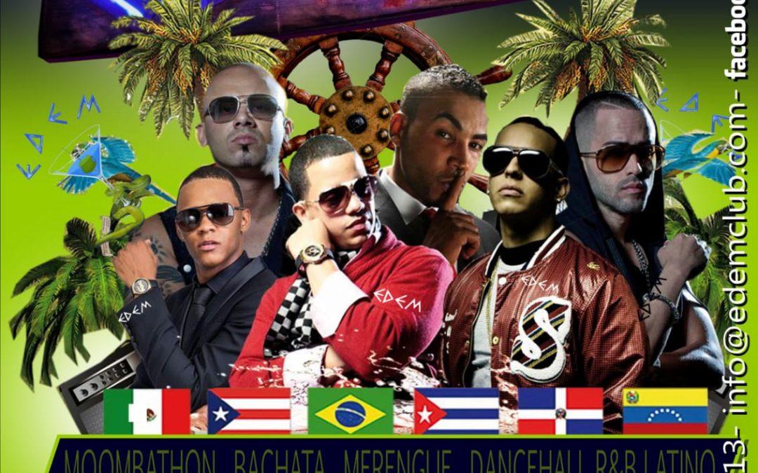 Reggaeton @ Edem Beach Club | FR 21.06.