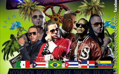 Reggaeton @ Edem Beach Club | FR 21.06.