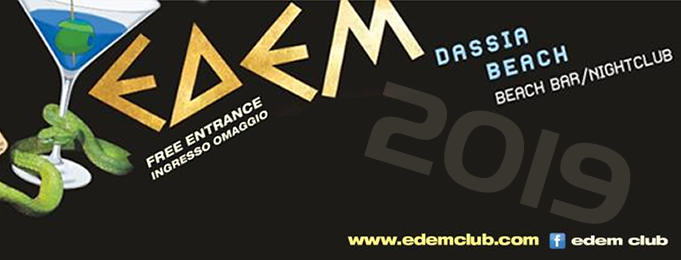 Summer Season Opening @ Edem Beach Club 14.05.
